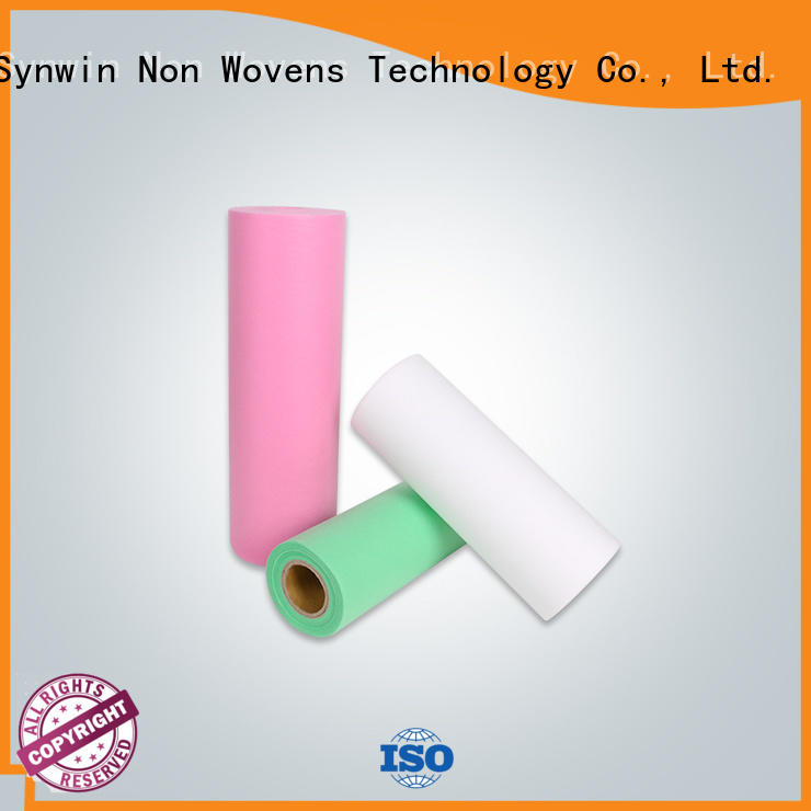 Synwin waterproof sms auto fabrics factory price for hotel