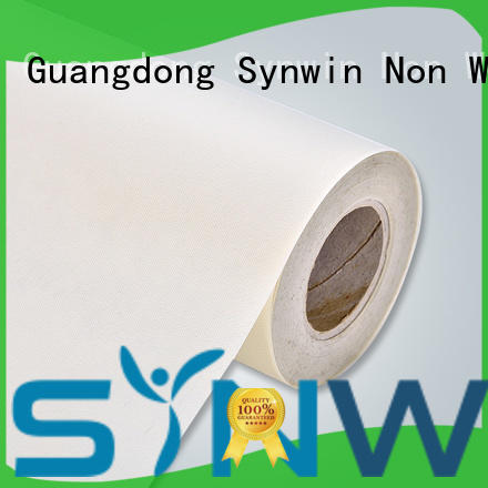 width bottom colorful bright Synwin Non Wovens Brand chair upholstery fabric supplier