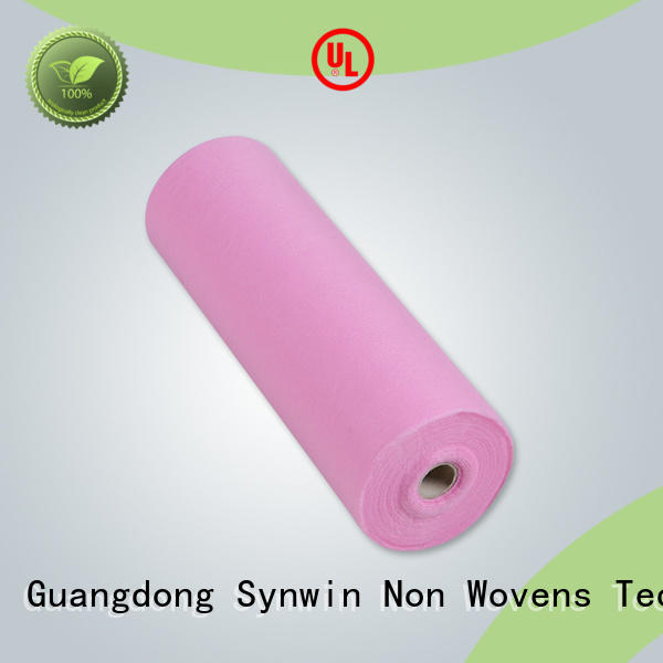 Synwin disposable bed sheets supplier for tablecloth
