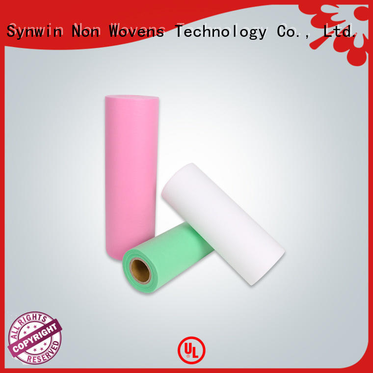 Synwin Non Wovens disposable sms auto fabrics wholesale for hotel