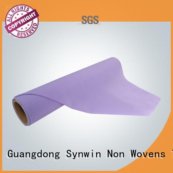 weight non woven polypropylene fabric suppliers fabric Synwin Non Wovens company