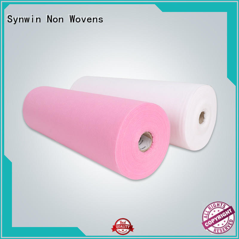 Synwin Non Wovens fabric sms auto fabrics supplier for tablecloth
