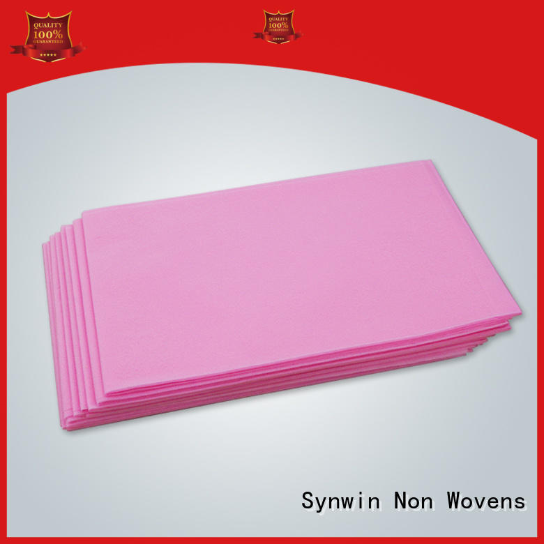 Synwin spunbond sms auto fabrics personalized for home