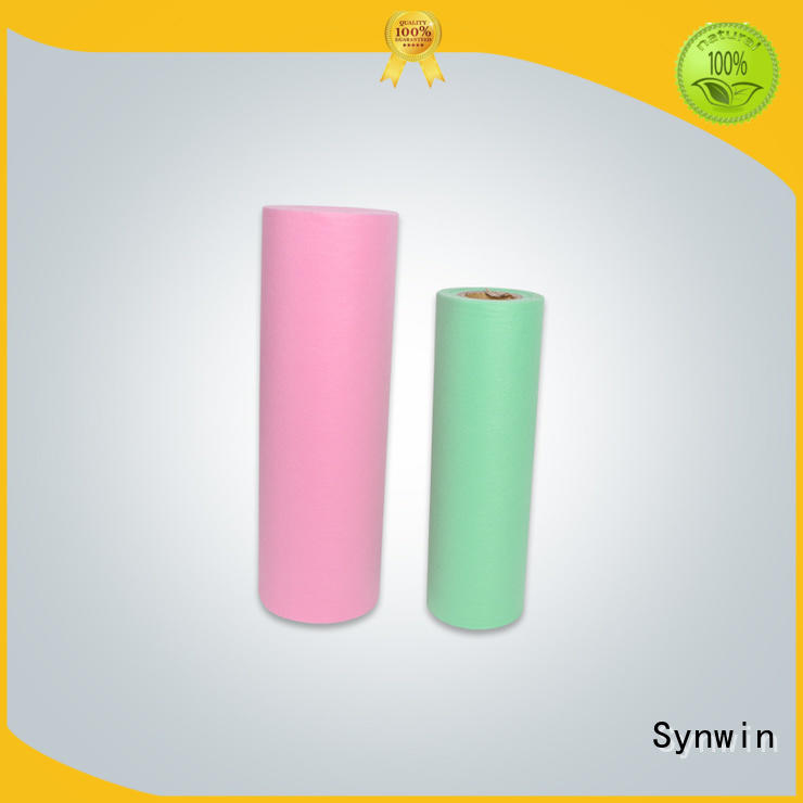 Synwin disposable medical gowns wholesale for household