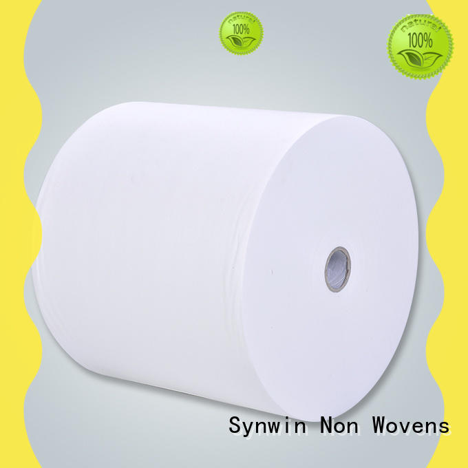 Synwin long-lasting non woven polyester fabric customized for packaging