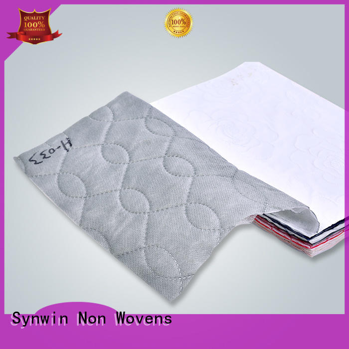 Synwin Non Wovens Brand jumbo on gown wide spunbond fabric