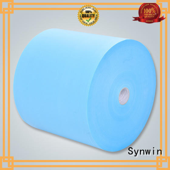 Synwin non woven polypropylene fabric suppliers directly sale for packaging