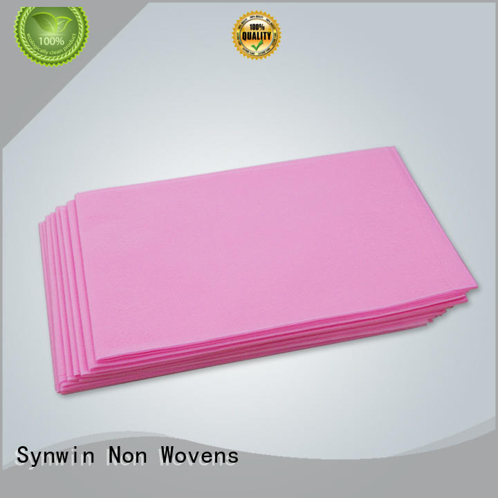 Synwin Non Wovens Brand selling bedsheet sms nonwoven nonwovens factory