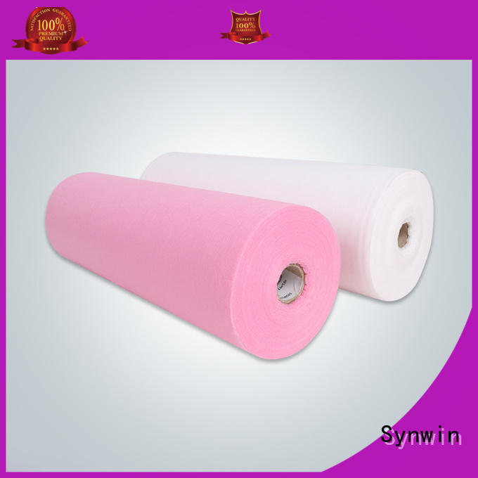 Synwin bed sheet sms auto fabrics supplier for home