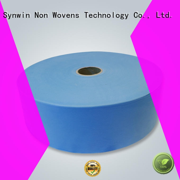 Synwin woven polypropylene fabric from China for tablecloth