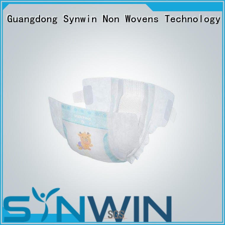 Synwin products non woven polypropylene fabric customized for household