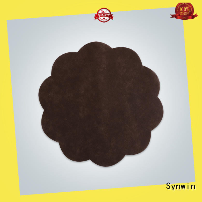 Synwin quality woven placemats supplier for tablecloth