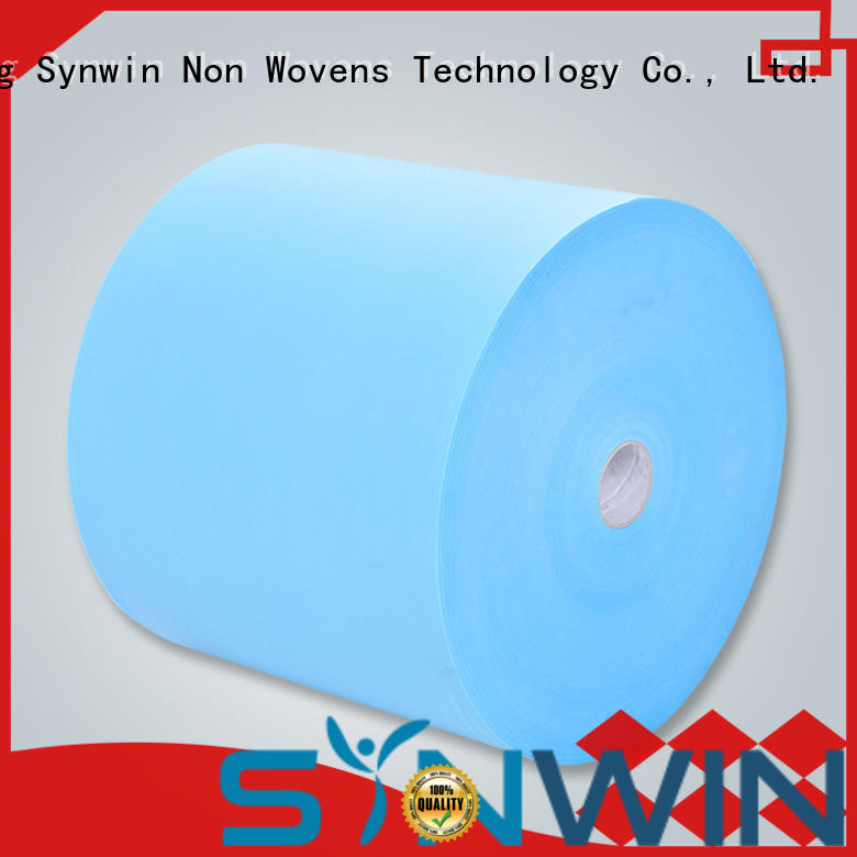 non woven polyester fabric directly sale for packaging Synwin Non Wovens