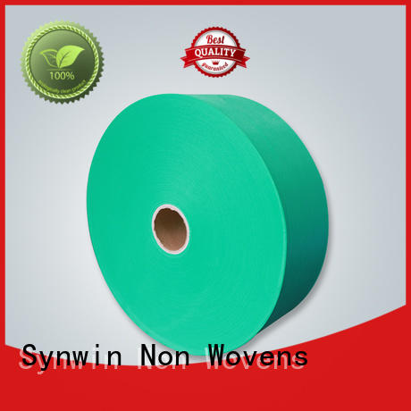 Synwin long-lasting disposable face mask fabrics customized for tablecloth