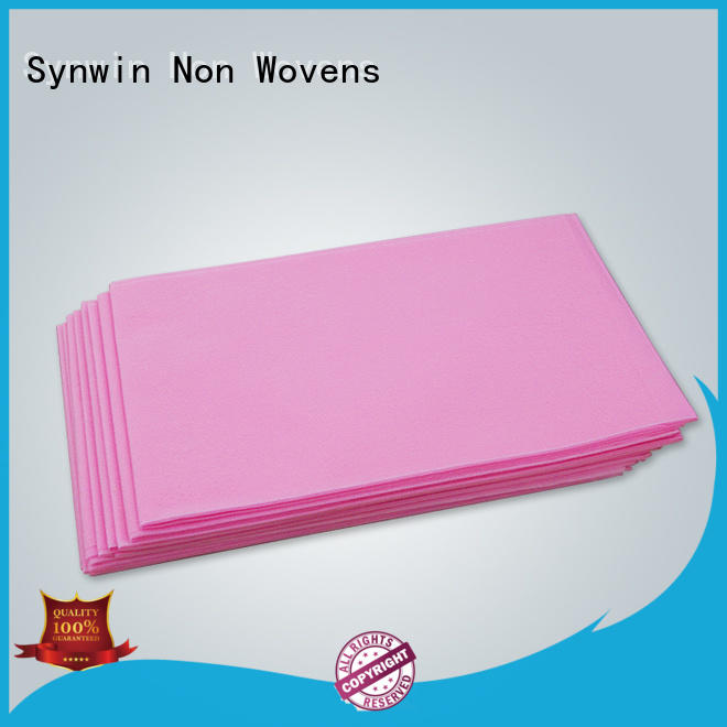 Synwin sms nonwoven wholesale for tablecloth