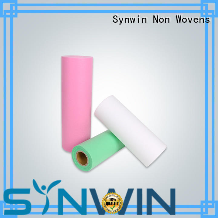 Synwin sms nonwoven factory price for home