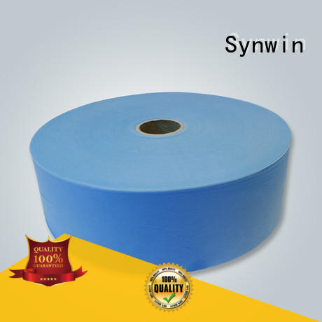 Synwin popular disposable face mask fabrics from China for hotel