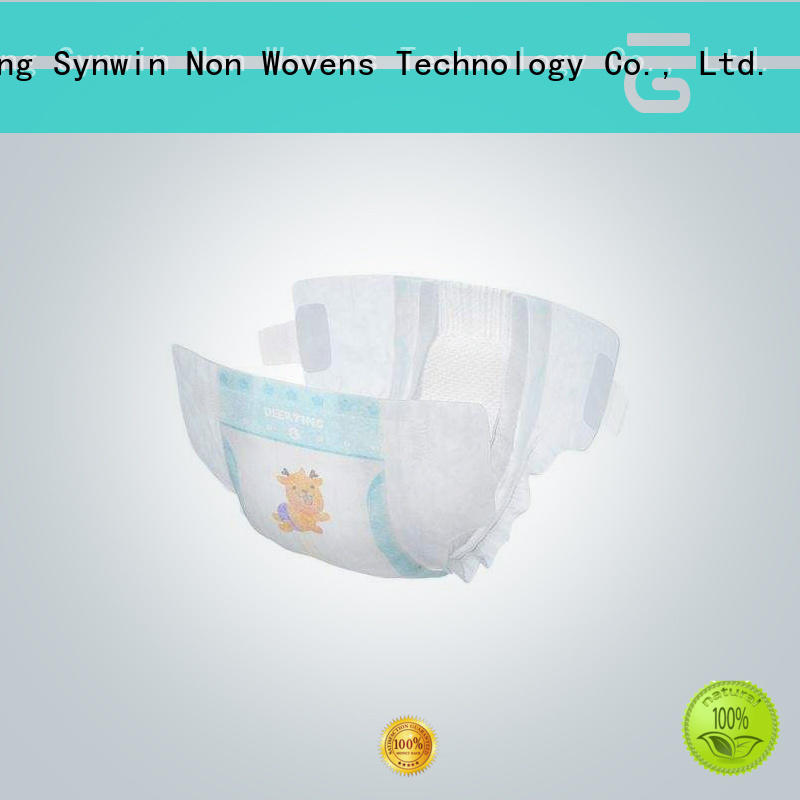 Synwin long-lasting non woven polypropylene fabric from China for packaging