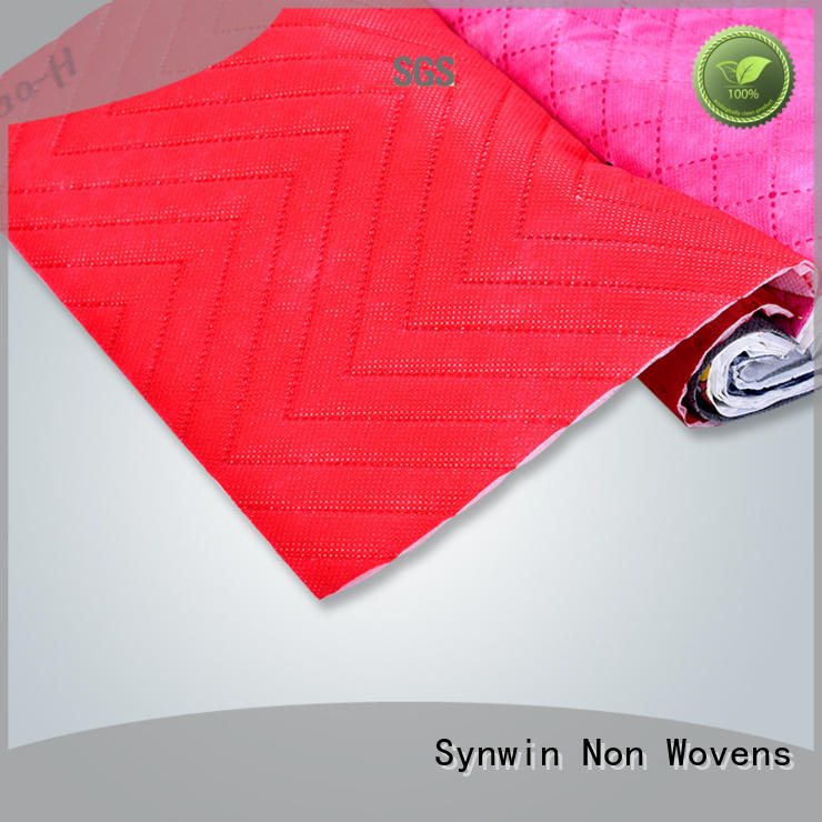 Synwin Non Wovens Brand bright popular spunbond polypropylene fabric