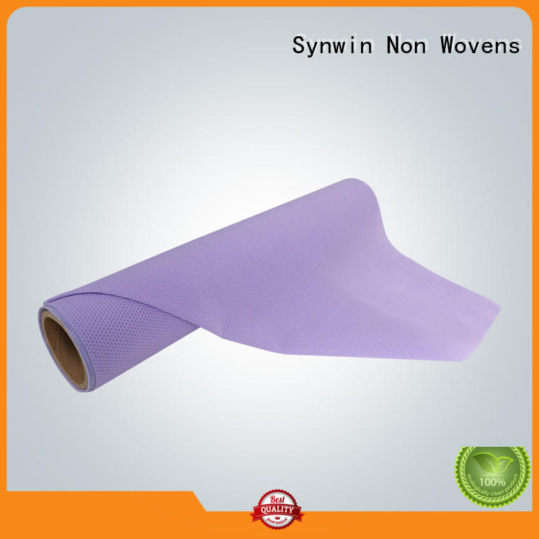 Synwin Non Wovens popular non woven polypropylene fabric suppliers directly sale for packaging