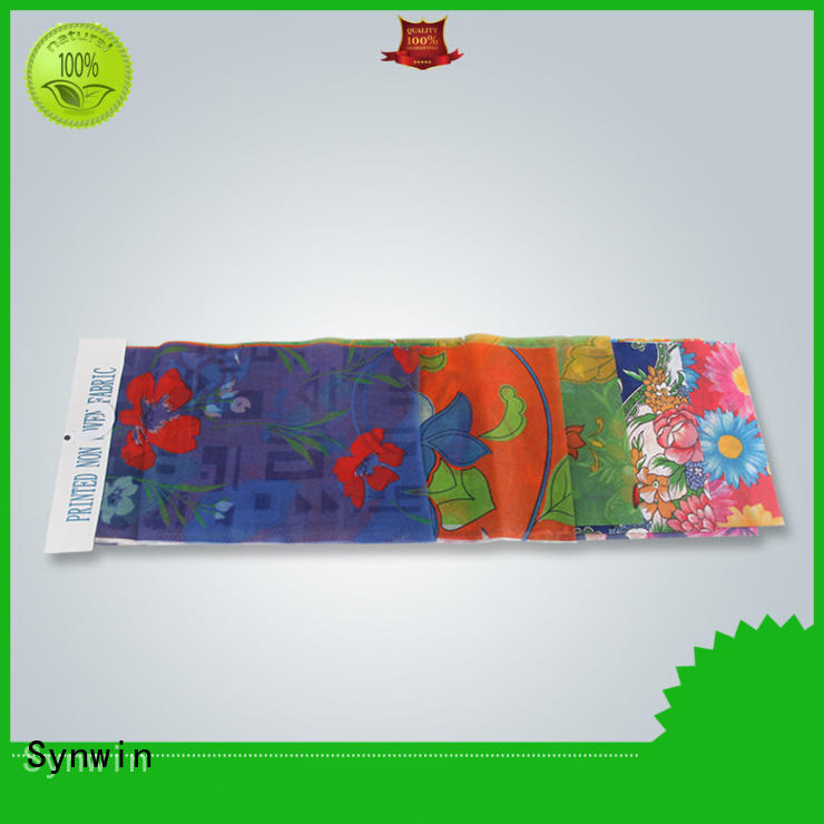 Synwin sofa cover fabric design for tablecloth
