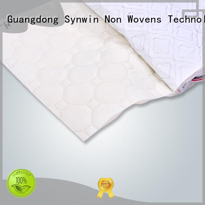 spunbond polypropylene fabric top selling breathable Synwin Non Wovens Brand company