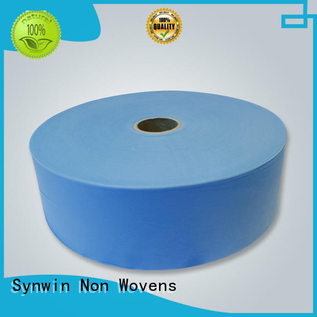 popular woven polypropylene fabric series for hotel