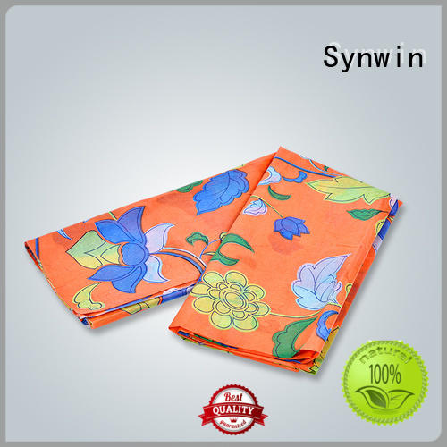 Synwin best fabric for sofa design for tablecloth