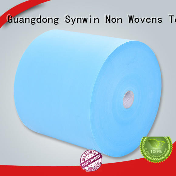 spring non woven polyester fabric directly sale for packaging