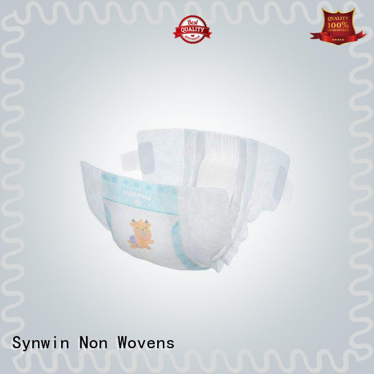 Synwin efficient non woven polypropylene fabric series for packaging