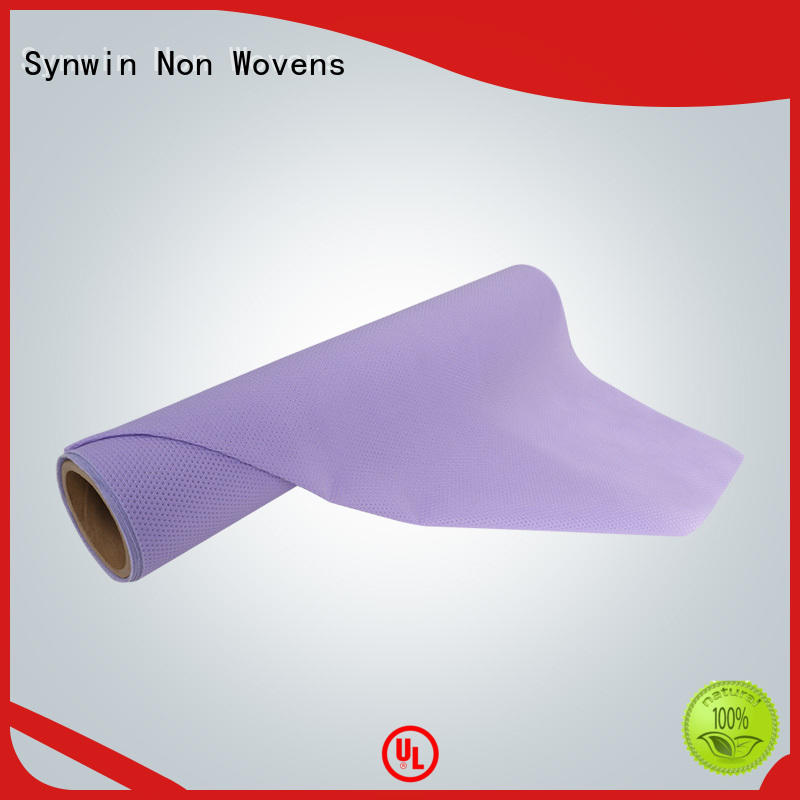 Synwin efficient nonwoven factory from China for packaging