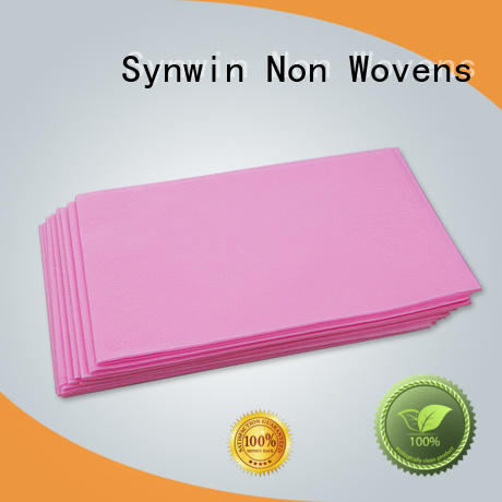 Wholesale colorful sms non woven fabric Synwin Non Wovens Brand