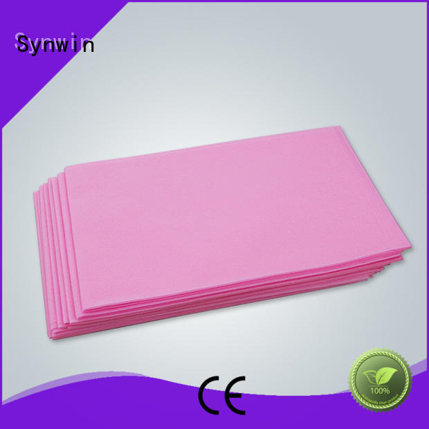 Synwin spunbond sms auto fabrics wholesale for hotel