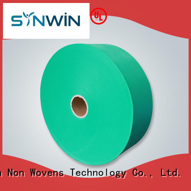 diaper non block disposable face mask Synwin Non Wovens Brand company