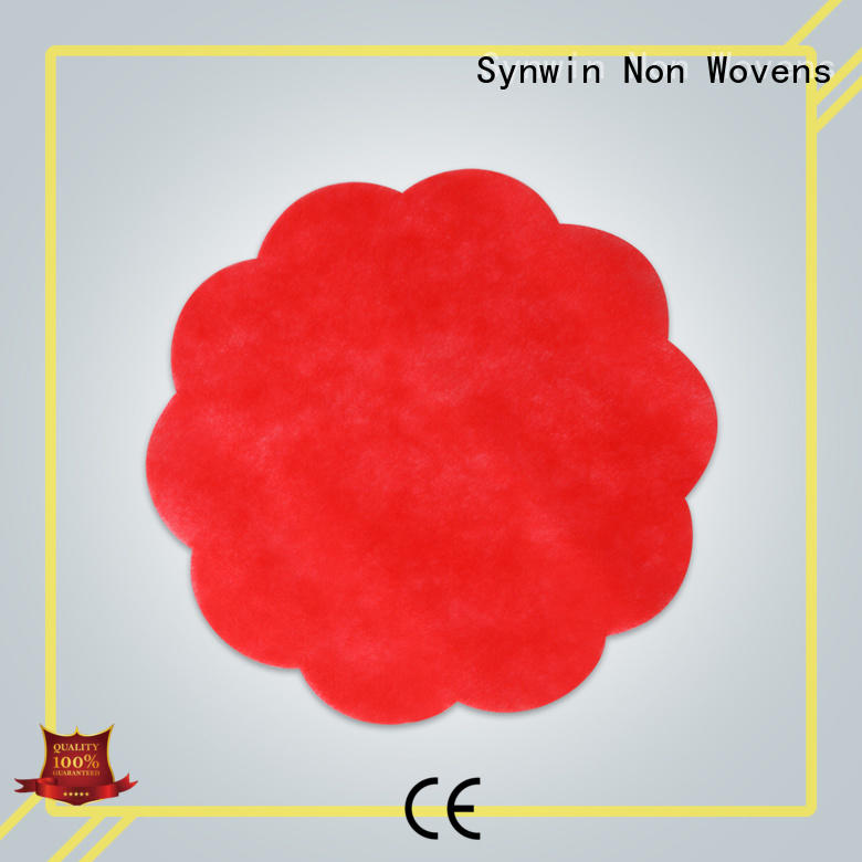 Wholesale antibacteria christmas table mats Synwin Non Wovens Brand