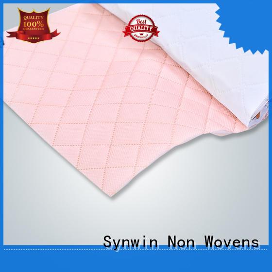 Synwin Non Wovens non woven pp non woven fabric manufacturer for hotel
