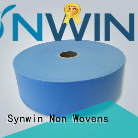 non woven surgical mask gsm bedsheet Synwin Non Wovens Brand