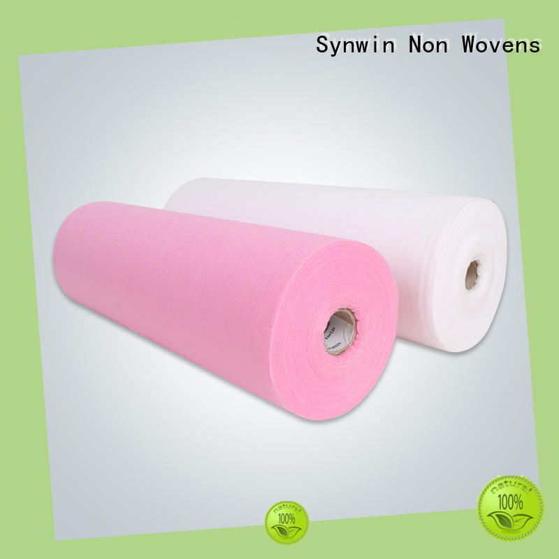 Synwin hot selling sms auto fabrics wholesale for tablecloth