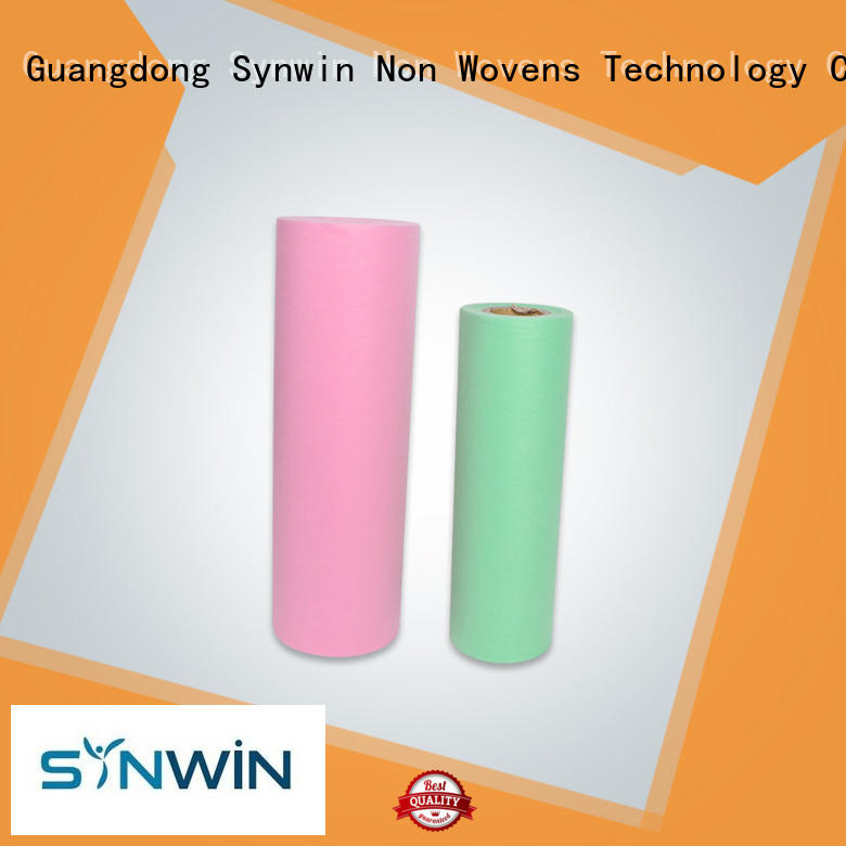 pink film non friendly disposable medical gowns suppliers Synwin Non Wovens Brand