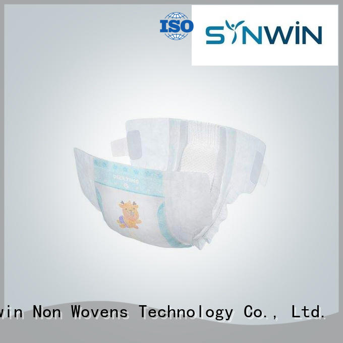 breathing pocket popular Synwin Non Wovens Brand non woven polypropylene bags supplier