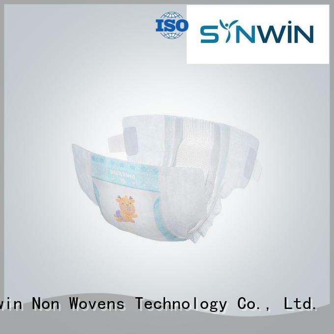 breathing pocket popular Synwin Non Wovens Brand non woven polypropylene bags supplier
