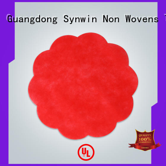 Synwin Non Wovens woven placemats supplier for hotel