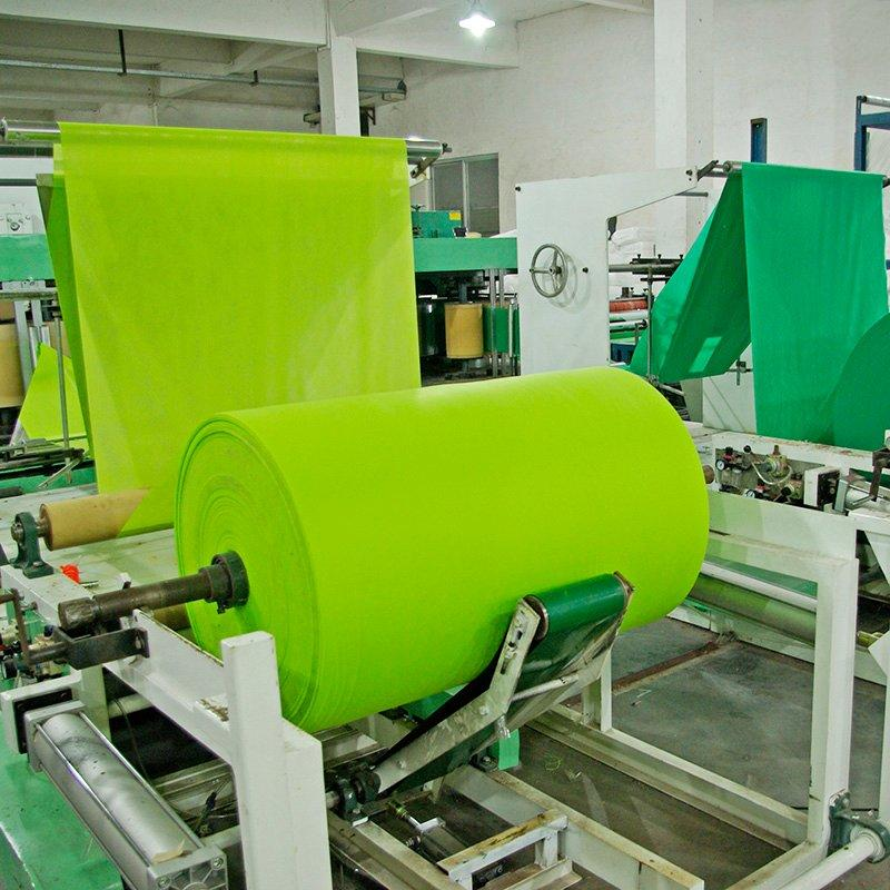 Non Woven Fabric View of Factory