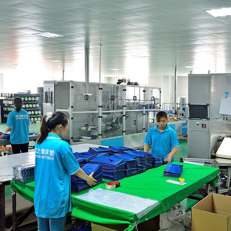 Non Woven Fabric Manufacturer View of Factory