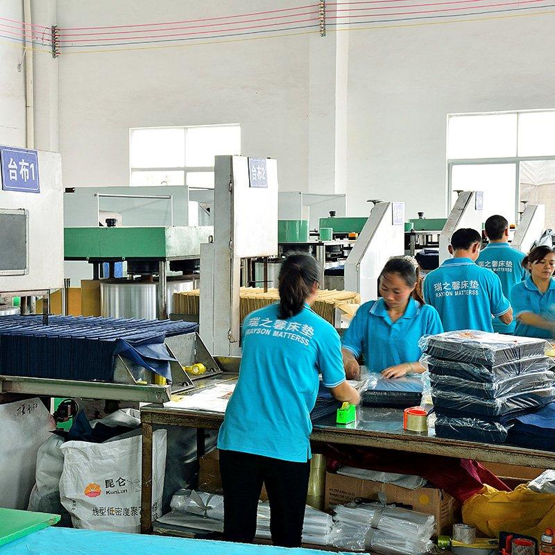 Non Woven Manufacturer View of Factory