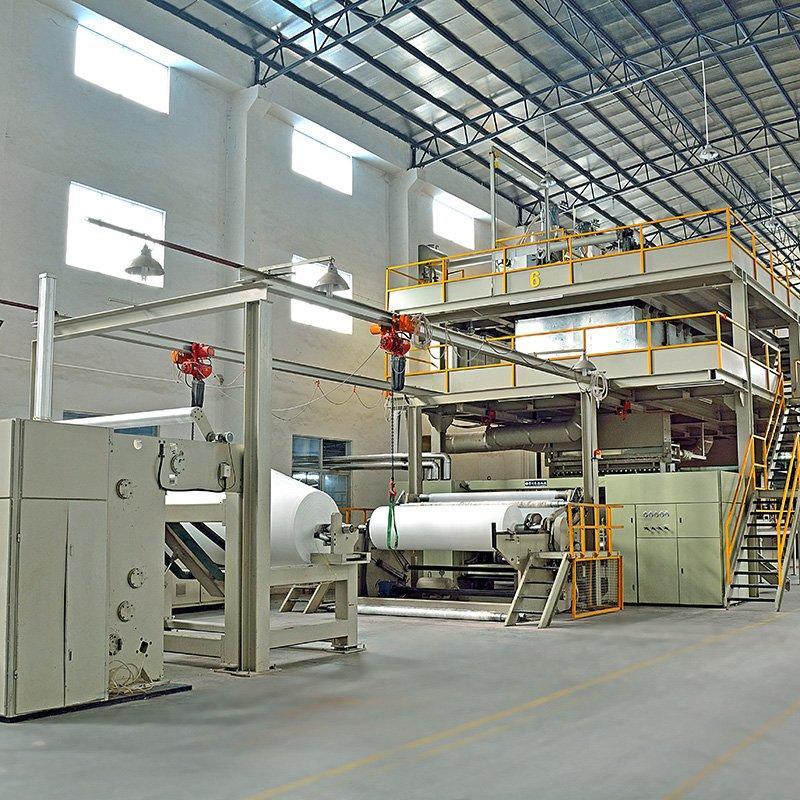 Pp Non Woven Fabric Factory
