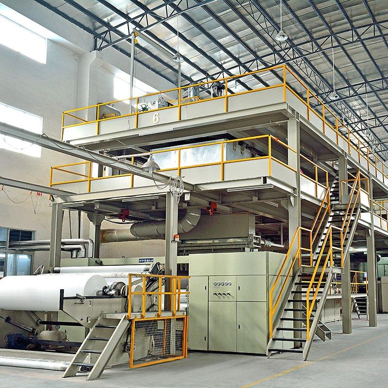 Non Woven Fabric Suppliers View of Factory