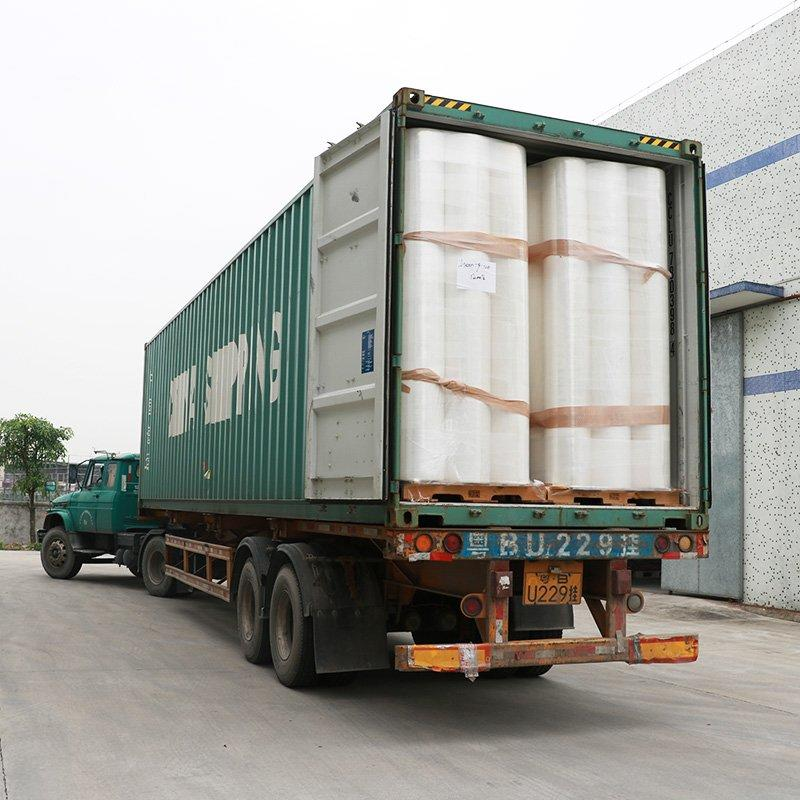 Polypropylene Non Woven View of Factory