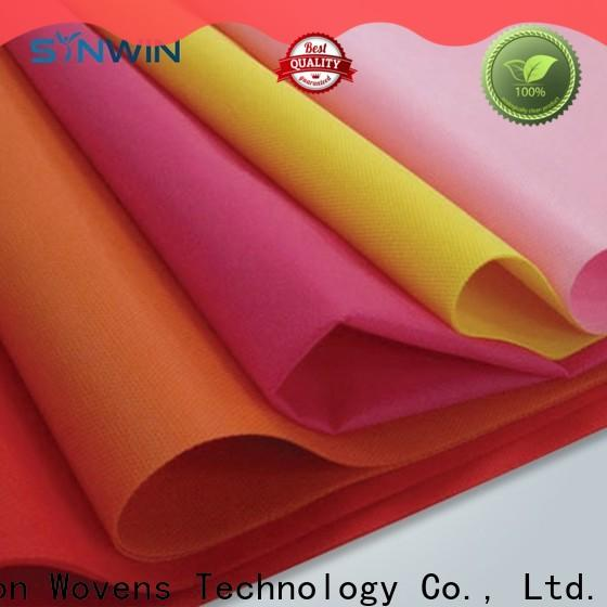 Synwin Top polypropylene spunbond nonwoven fabric suppliers for tablecloth