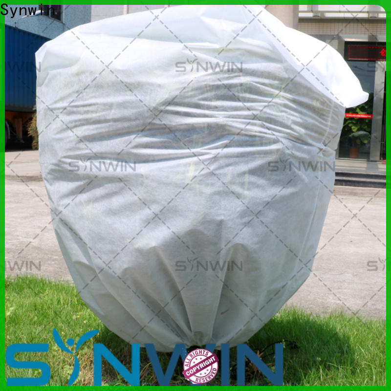 Synwin Synwin non woven geotextile filter fabric manufacturers for home